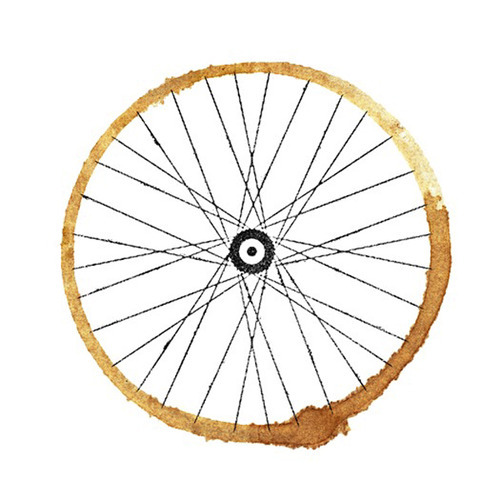 How many spokes on a coffee ring?