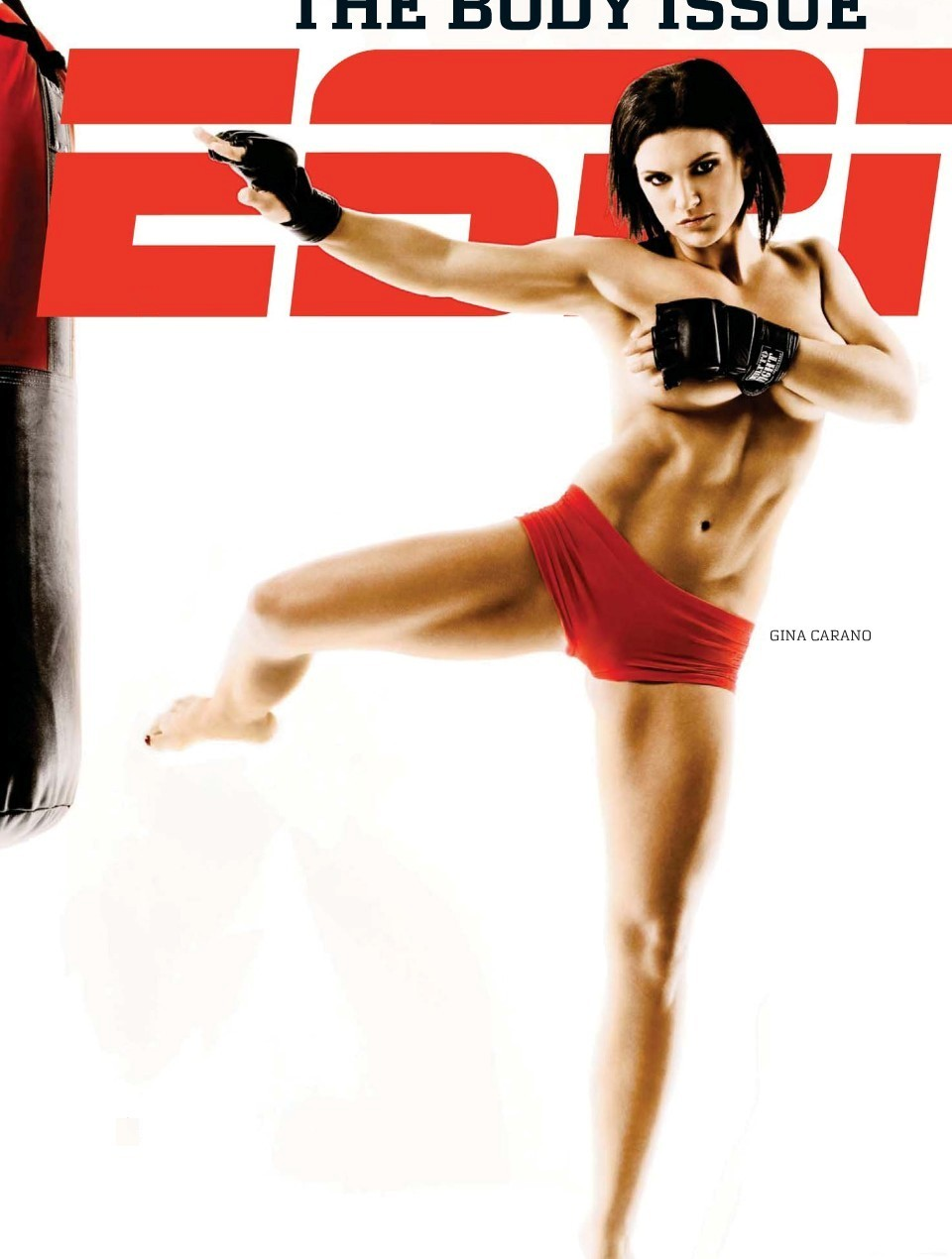 Gina Carano - MMA Fighter