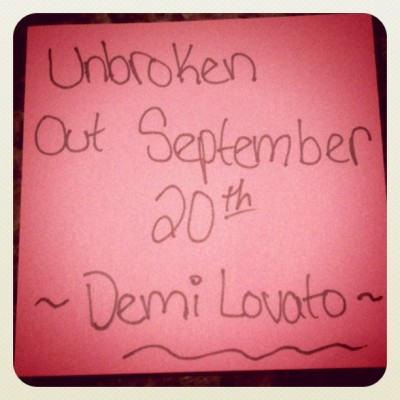 #UnbrokenSeptember20th instagram)