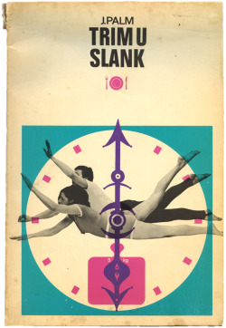 Trim U Slank. Exercise book by J. Palm, Uitgeverij Helmond.