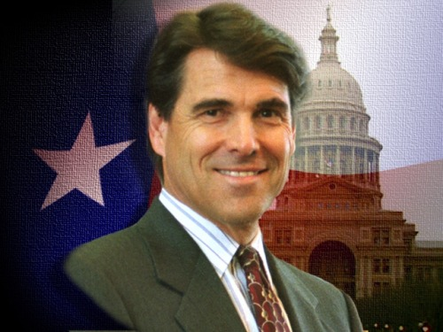 "silas216:  producermatthew:  BREAKING: Texas Governor Rick Perry is running for president, a spokesperson has told the Associated Press. [AP]  A brief reminder for all the voters out there:  back when Dubya and Perry were governor and lieutenant governor here in Texas, Dubya was widely known as ""the smart one"". Chew on that one for a while."