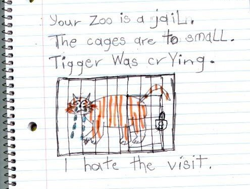 vegan-because-fuck-you:  Fuck the zoo.