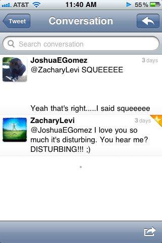 blubber-blob:  Zacosh. Right there. Some bromance.