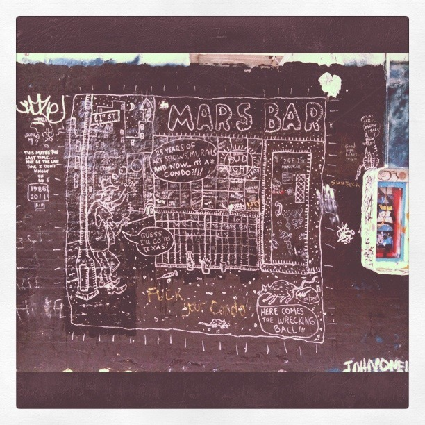 It Was Written / Mars Bar / East Village. NYC / 07.27.11 / 7:06PM