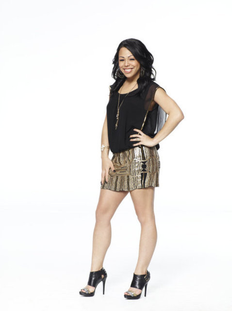 Judi From The Bad Girls Club ; ) They Ain't Like Over Something Petty , So Yeah She Got The Haters And This My Bitch <3