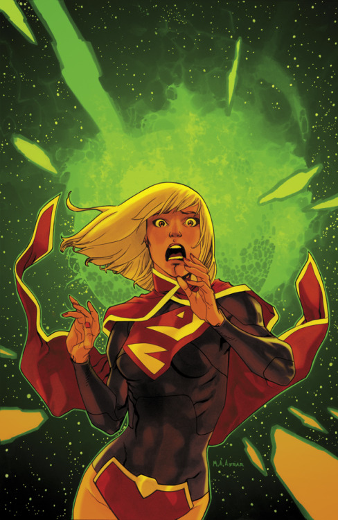 Supergirl #3 Written by MICHAEL GREEN and MIKE JOHNSONArt by MAHMUD ASRARCover by MAHMUD ASRAR & DAVE McCAIGOn sale NOVEMBER 16