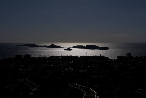paysage noir brillant on Flickr.black landscape in Marseille, from Notre Dame de la Garde