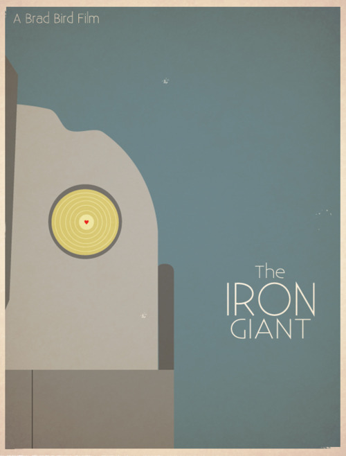herochan:  The Iron Giant - by Steve Womack deviantART || Tumblr (Created & submitted by Redvd1