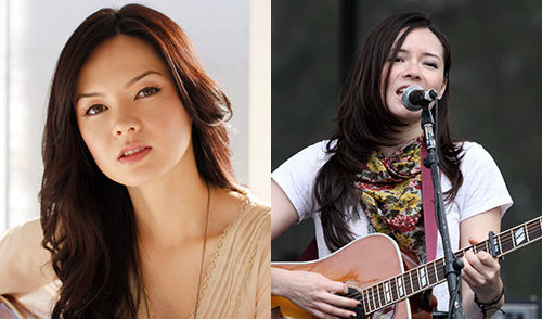 "Marié Digby    (Japanese/Irish) [American]    Known as:  Singer-Songwriter    Songs:  ""Umbrella"", ""Bring Me Love"", ""Say It Again"", ""Avalanche"", ""Symphony""    Albums:  ""Unfold"", ""Breathing Underwater"", ""Second Home""    Videos:  Umbrella, Say It Again, What I've Done, Avalance    More Information: Marié Digby's Official Site, Marié Digby's Tumblr page, Marié Digby's Twitter page, Marié Digby's YouTube channel, Marié Digby's mySpace page, Marié Digby's Facebook page, Marié Digby's Wikipedia page    If you'd like to suggest someone as a future Daily Multiracial, please let us know!"