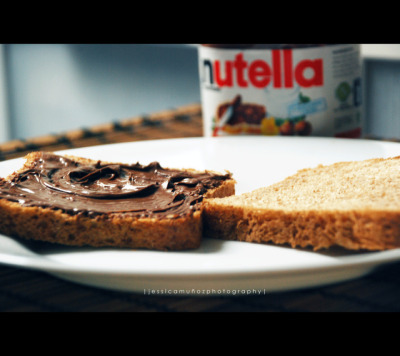 I Love Nutella! <3