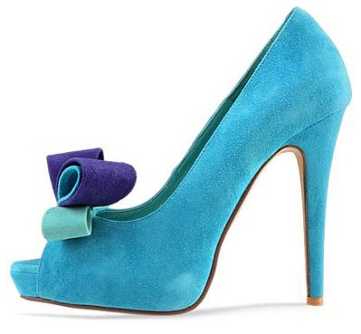 As awesome as possible Blue P1,400  Heel height: 11cm Platform height: 2cm Color: orange, blue Size: 35 to 39 Sole material: rubber Upper material: matte  View sizing guide here Order now