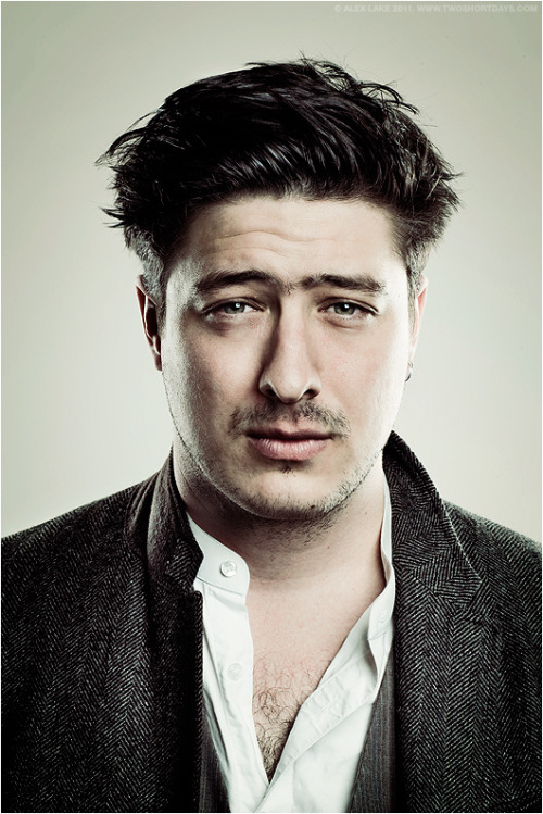 belowmyfeet:  Marcus Mumford. Photo by Alex Lake.