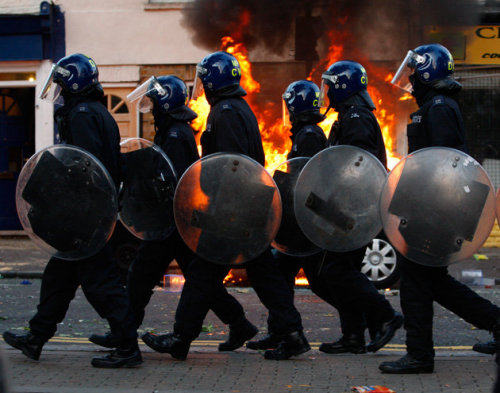 Pic-click for a post-riot article by Olly Zanetti @ HUCK