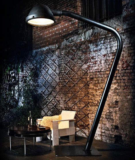 Design Inspiration: Industrial Style Lamps by Jacco Maris - awesome modern urban designs by Design Inspiration Gallery on Flickr.