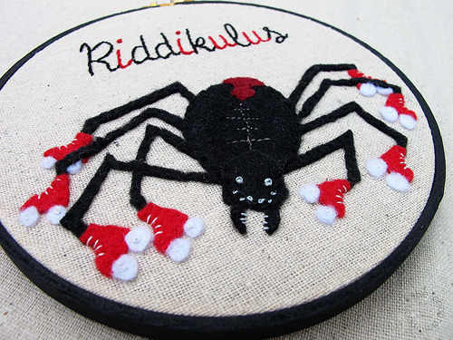 cajunmama:  Riddikulus Hoop (by The Phantom Moon)