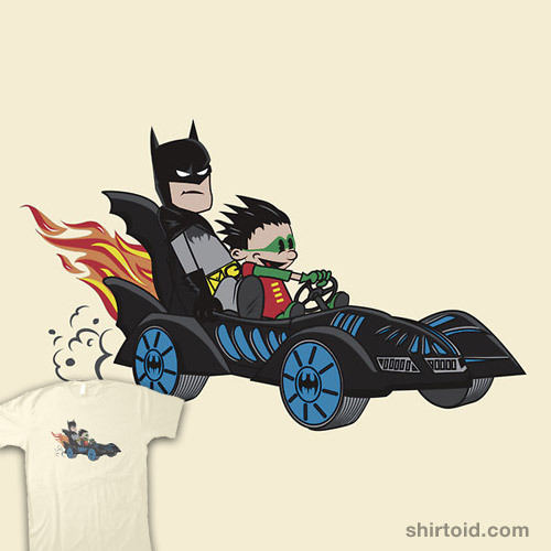shirtoid:  Boy and Bat available at RedBubble