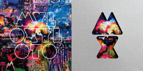 Coldplay's New Reversible Album Cover