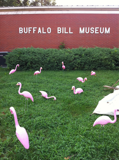 Buffalo Bill Museum, LeClaire, Iowa