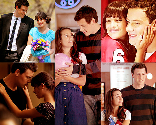 Finn Hudson & Rachel Berry (from Glee) » one of my favourite couples