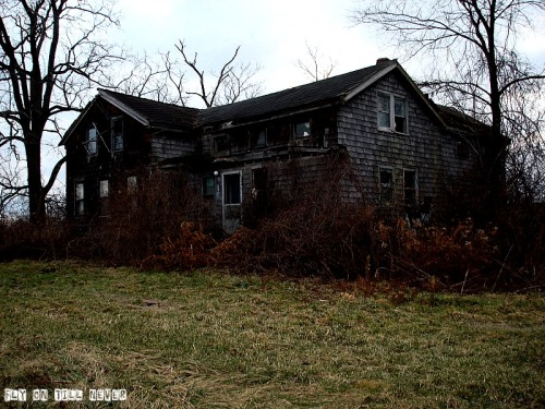 Scary House-Oberlin, Ohio 2007