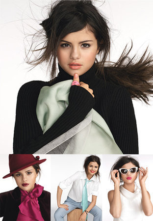 "Glamour Magazine Interview  ""Selena Gomez is having a very good year. Wizards of Waverly Place, the show she's starred in since age 13, is in its final season, so at 19, she's -officially graduating from the -Disney Channel and joining the grown-up Hollywood universe. First project? The girlfriend-getaway summer rom-com Monte Carlo, in which she starred alongside Katie Cassidy and Gossip Girl's Leighton Meester. Then there's her -single ""Who Says,"" which zoomed to platinum status off her latest album, When the Sun Goes Down (Britney Spears even co-wrote one song)."" GLAMOUR: Congrats on your single ""Who Says"" going platinum. Did you record it with someone in mind? SELENA GOMEZ: It's an anthem that everybody can relate to, but it's really for my fans who are going through cyberbullying and people trying to bring them down and tell them they're not good enough. It's even an anthem for myself; it makes me feel really good. GLAMOUR: The lyrics are ""Who says you're not star potential?"" Did anyone ever say that to you? SG: Of course—I had someone tell me that today! And when I was 11 years old, I had a grown woman who was a casting director tell me that I was not strong enough to carry the lead in any project. Now I'm doing things that I love, and I'm working really hard. I never want to play the victim or anything, but of course everybody deals with it."