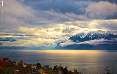 The Clouds | Lake Constance, Bodensee, Swiss Alps© MHP aka Cyclops