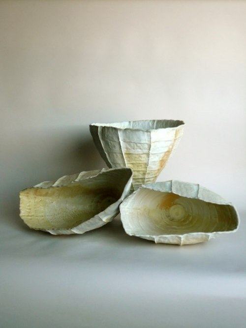 Young Mi Kim: Ceramic vessels