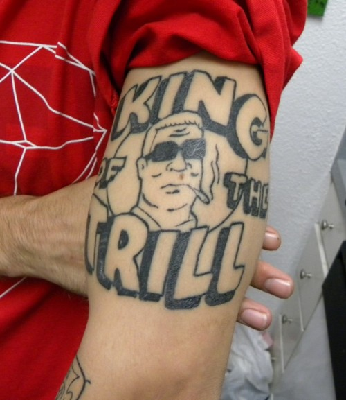 metrogoonin:  King of the Trill.