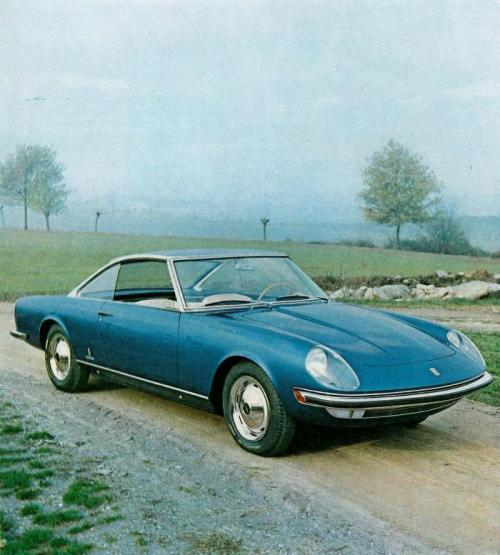 "terta:  definemotorsports:  Alfa Romeo Spider Coupè Pininfarina Design, oh my god, dude, the front is REALLY similar to the Cosmo Sports, like, really.  a) this is not an Alfa Spider, but a Fiat 2300 S proto from 1964. b) protos from the Mazda Cosmo were shown in 1964 - not very likely that any of the designers could have ""borrowed"" from the other c) the front looks to me just as the Alfa Spider Duetto - which was, accidentally, designed also by Pininfarina ;-) and introduced in 1966 (obviously, Fiat did not like the design so Pinin sold it to Alfa)  Can I call You Wikipedia? :)"