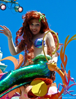magic123happens123:  Ariel is Soundsational! - EXPLORE by Natalie Bell on Flickr.