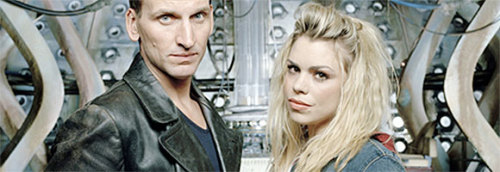 doctorwho:  A Companion To The Doctor's Companions: Rose Tyler  It's pretty clear now, that when Doctor Who came back after its enforced lay-off, the character on whom the production team's hopes rested wasn't so much the Doctor as his first companion. Get that right, and you're back in the game. Get it wrong, and you might as well give up. In terms of the Doctor and his role in proceedings, it's close to business as usual. He flies around time and space, acts like he's in charge, fixes things, saves the day, blows up the baddies, and whooshes off once more. Whereas Rose – played by Billie Piper – is the converted sceptic, representing the waryWho audience, who want to believe but have been let down too many times in the past. She's from an estate in London, lives a life which does not lend itself well to fantasies, does not know how to create made-up bombs, does not have a plummy accent and has clearly not come straight out of drama school. Rose Tyler is, if the term has any meaning for a TV show in which people can travel in time and space, real.  go read the rest at Anglophenia