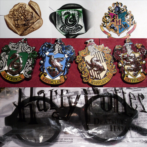 "potteraddicted:  living-death: GIVEAWAY TIME Okay, so I'm going to choose 3 people on Sunday, 6PM EST. (It's basically only 36 hours in which you can enter, but I need time to write the letter and ship them so people can get them by September 1st.) All 3 winners get a ""welcome"" letter from Hogwarts (since it's kind of dumb to do an acceptance letter for 1st years). I'm going to ask the winners questions so the letter can be as personal as possible. 6th and 7th years get their OWL and NEWT grades as an extra ;) and anyone older than 7th years get a letter from the Ministry of Magic for their jobs :) First Place Winner gets:  a welcome letter from either Hogwarts or the Ministry a house pin of their house a postcard of their choice (HBP edition) if they're a Gryffindor, (do not bother lying, i'll check) you get a key cover. Second Place Winner gets: a welcome letter from either Hogwarts or the Ministry a postcard of their choice (HBP edition) 3D Harry Potter glasses Third Place Winner gets:  a welcome letter from either Hogwarts or the Ministry a postcard of their choice (HBP edition) Rules and Guidelines and Shit: I can ship it internationally but if you don't get it before Sept. 1st, don't whine at me. reblog as many times as you want. I don't give a poop if you follow me or not. don't message me saying ""pick me"" cause if you do, and you win, I'll just choose another person. HAVE YOUR ASK BOX OPEN and I'm going to make McGonagall the Headmistress with the same honors as Albus Dumbledore and ME the deputy so don't come complaining that I got my facts mixed up. IIGHT? oh and I'm going to make up school book names and author names and other stuff if I can't find the actual ones for your year."