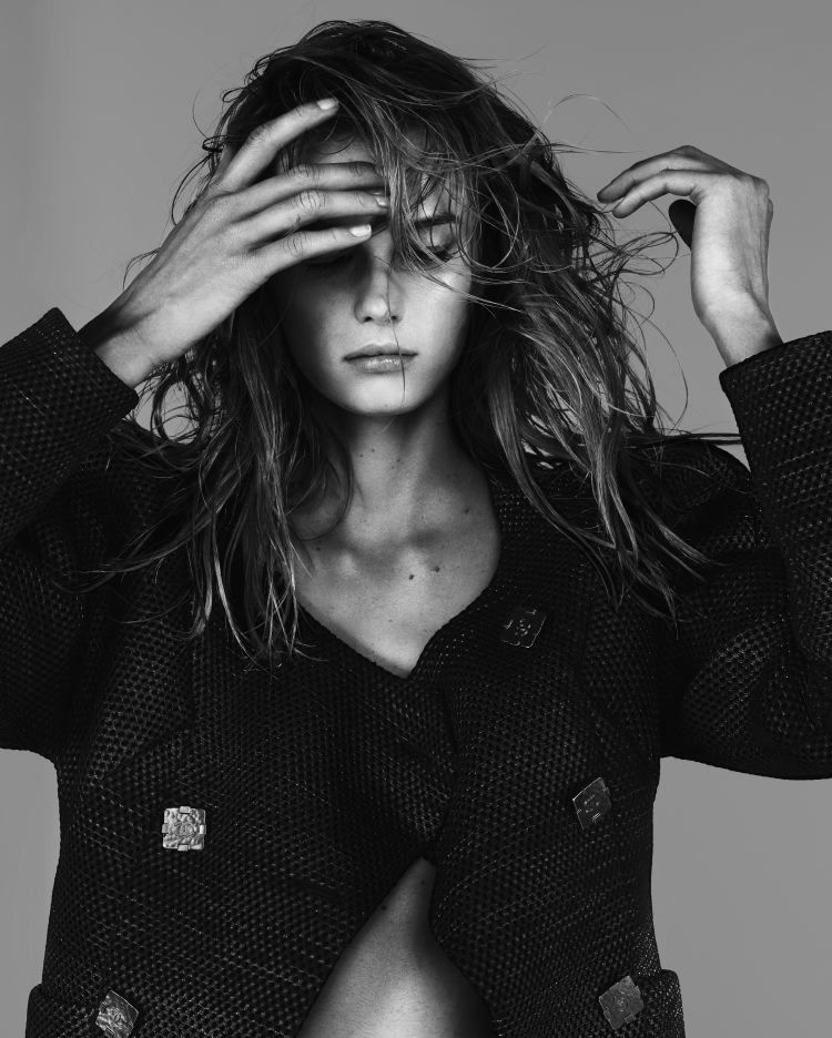 serendipity2012:  Dansk Fall/Winter 2011 Model: Sigrid Agren Photographer: Aitken Jolly