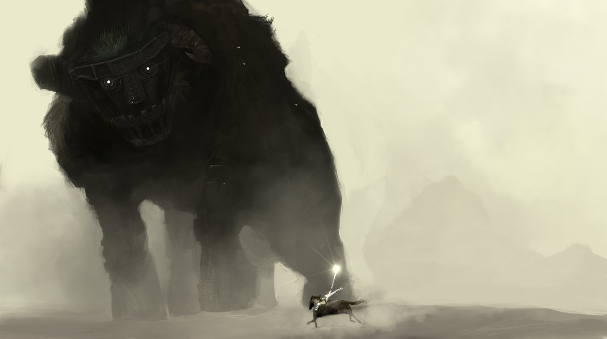 itstime2smile:  Colossus - by adonihs