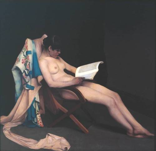 betzistar:  The Reading Girl  1886-7 by Theodore Roussel, Tate Gallery, London