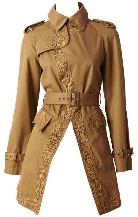 omgthatdress:  Jean Paul Gaultier coat via 1stdibs.com