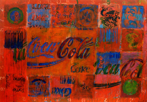Red Coke, Claudio Roncoli