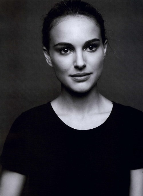 Natalie Portman by Alexei Hay, September 2010. Vogue.