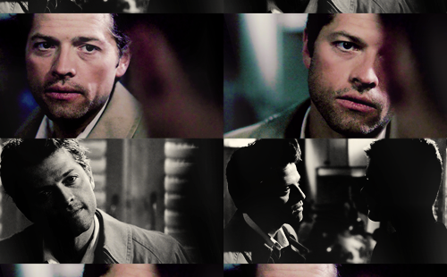"DEAN: Stellar work with the witnesses. That's nice.CASTIEL: We tried. There are other battles, other seals. Some we'll win, some we'll lose. This one we lost. Our numbers are not unlimited. Six of my brothers died in the field this week. You think the armies of heaven should just follow you around? There's a bigger picture here. [Castiel moves closer; Dean gets a smidge — or so he tells himself, ""I wasn't scared"" — uncomfortable, then, with intensity—] You should show me some respect. I dragged you out of hell. I can throw you back in. A CASTIEL MOMENT A DAY UNTIL S7 STARTS39. Castiel is not your sweet cherub prince, and here's why"