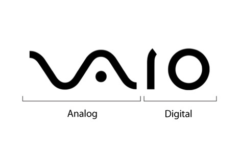 chartier:  The Meaning Behind the Sony Vaio Logo | ImJustCreative  This is right up there with the FedEx and Apple logos.  via The Next Web