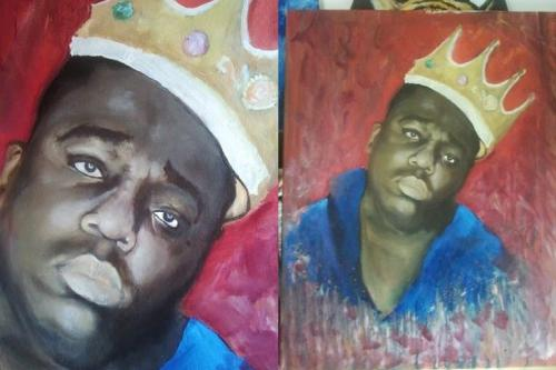 oil, biggie smalls, for a friend