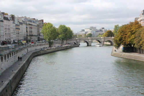 Paris on the Left Bank - joie de vivre!