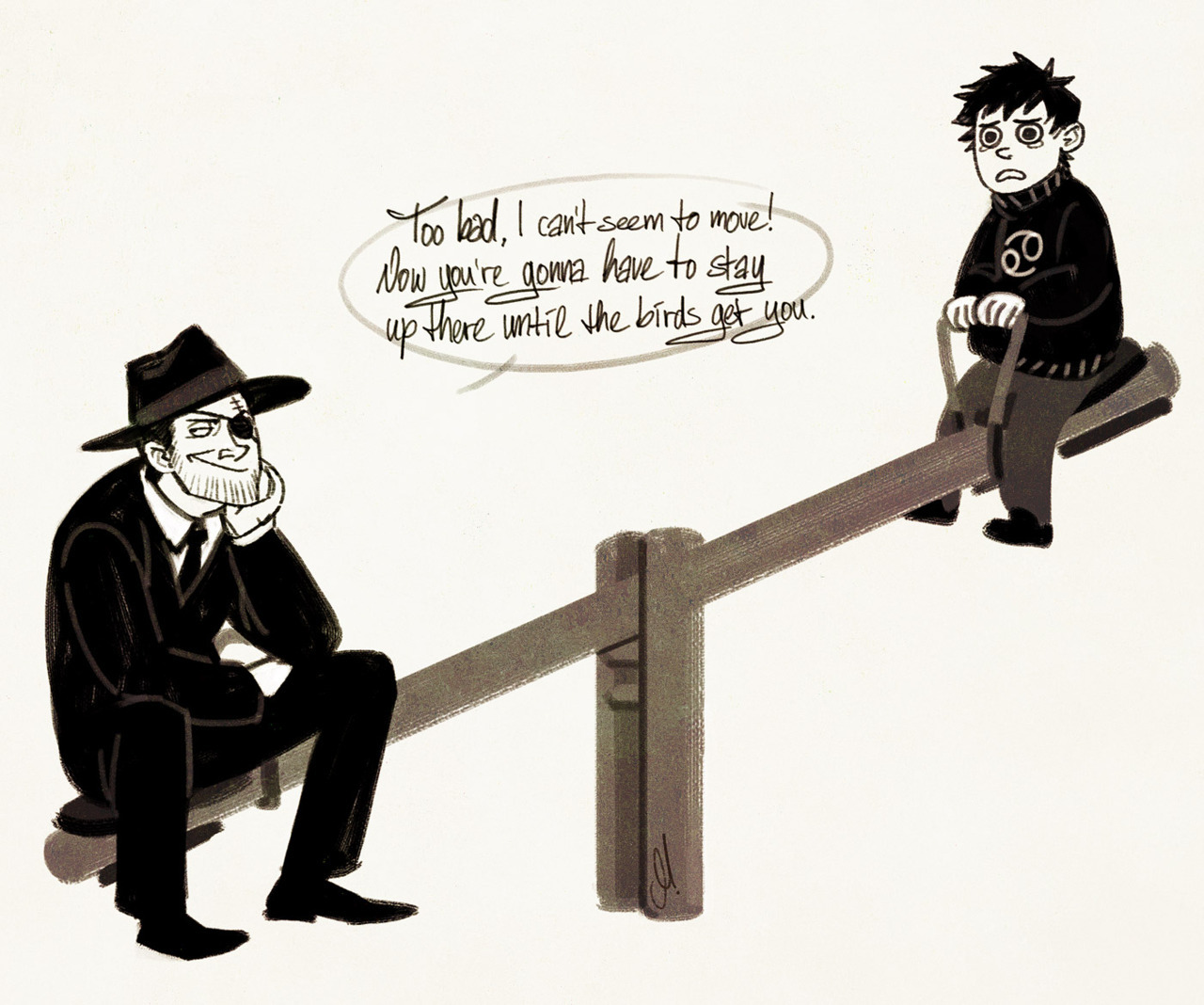 turntechgodmode:  ren-ne-rei:  Worst Dad Awards  Karkat's face.