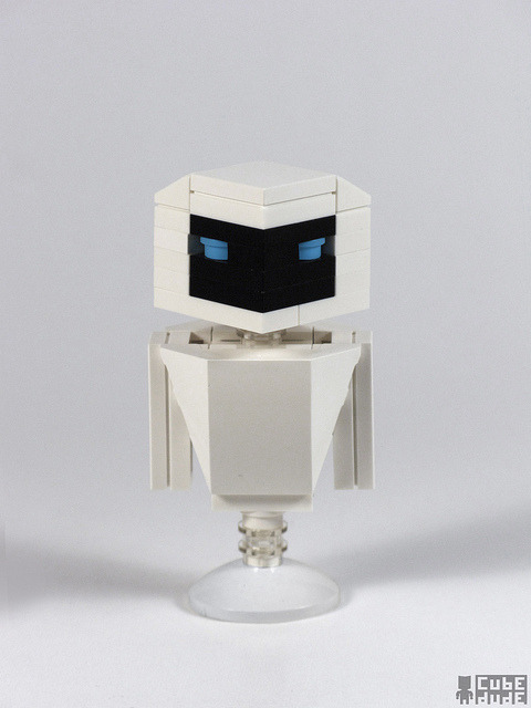 CubeDude EVE by MacLane on Flickr.