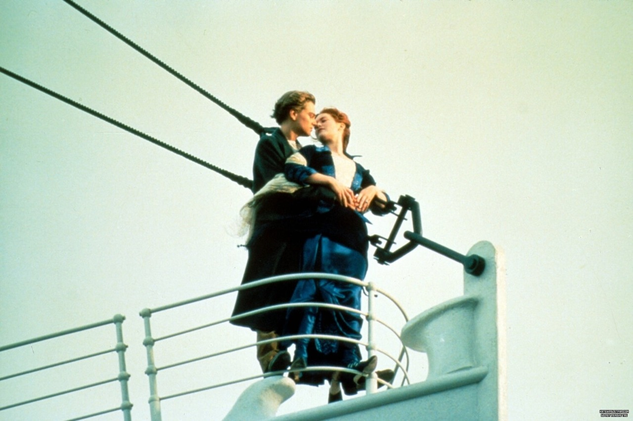 watching Titanic on Film4; crying already.