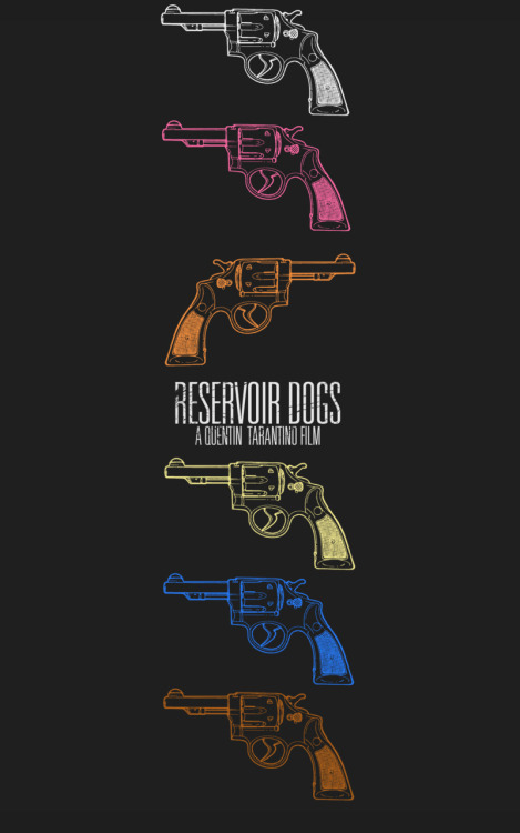 Reservoir Dogs by Brandon Michael Elrod