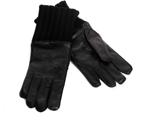 Ute Ploier Addition Leather Gloves