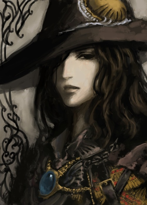 fuckyeahjapanesevampires:  D from Vampire Hunter D