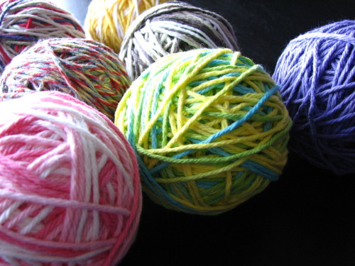 Yarn for my next project.