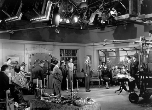 "Behind the scenes of Alfred Hitchcock's ""Rope"" (1948)"